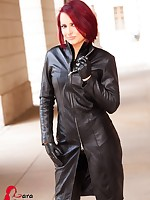 Leather Coat Weimar