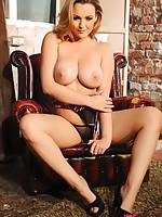 Jodie Gasson British Model Nude - Jodie In Sexy Tight Dress