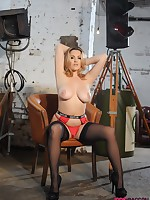 Jodie Gasson British Model Nude - Jodie Holly Gasson Sun Page 3